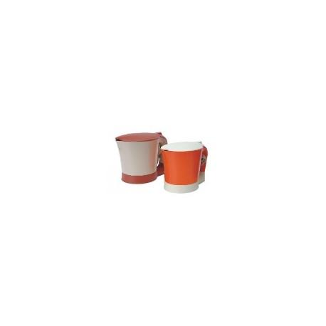plastik kahve makinası